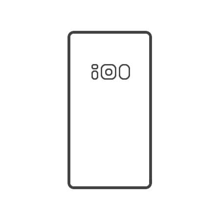 Samsung S8 plus Backcover