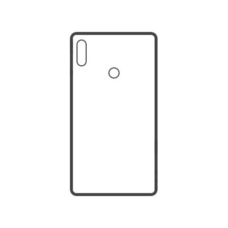Xiaomi Mi 8 Backcover