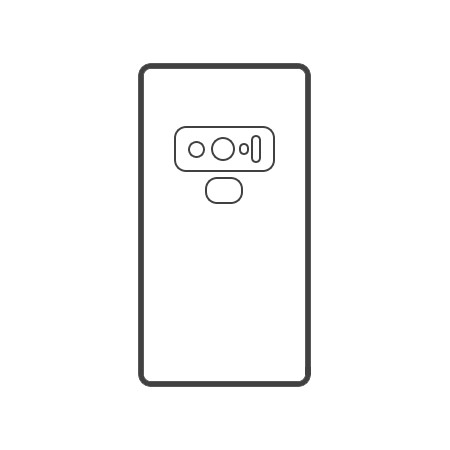 Samsung Galaxy Note 9 Backcover