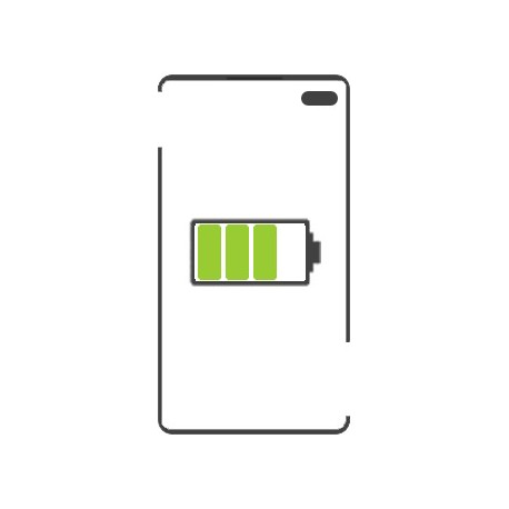 Samsung S10+ Akku