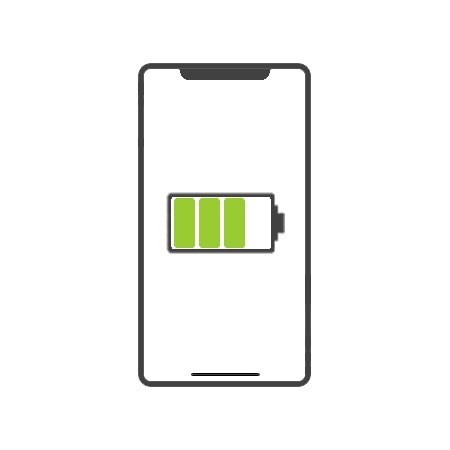 iPhone XR Akku Reparatur