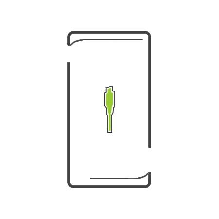 Samsung S8 Ladebüchse